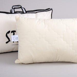 Подушка Lotus Stella бежевый 50×70
