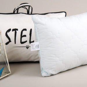 Подушка Lotus Stella голубой 50×70