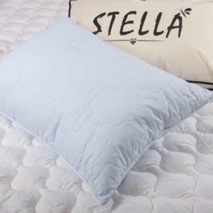 Подушка Lotus Stella синий 50×70