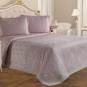 Покрывало Tropik Home Alegra Rose 200x220 (CB02003331) Фиолетовый фото