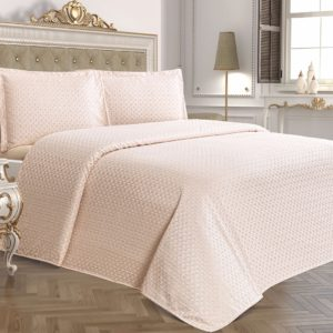 Покрывало Tropik Home Angel Rose 200x220 (CB02003322) Розовый фото