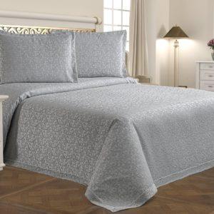 Покрывало Tropik Home Style Mint 200x220 (CB02003347) Серый фото
