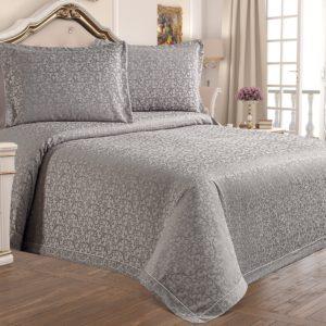 Покрывало Tropik Home Style Stone 200x220 (CB02003346) Серый фото