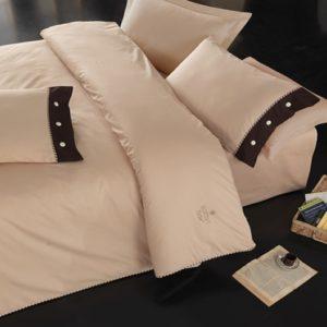 Постельное белье Cotton Box Bej 200×220