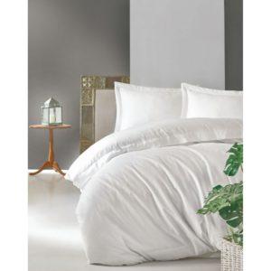 Постельное белье Cotton Box Beyaz 200x220 (CB010077486) Белый фото