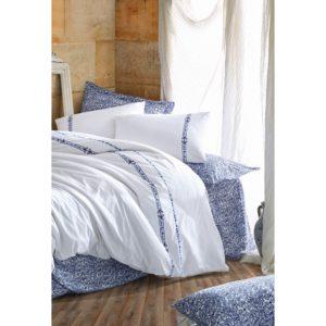 Постельное белье Cotton Box Delmor Lacivert 200×220