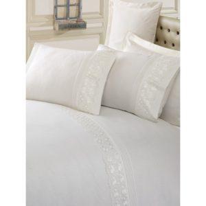 Постельное белье Cotton Box Ekru 200×220