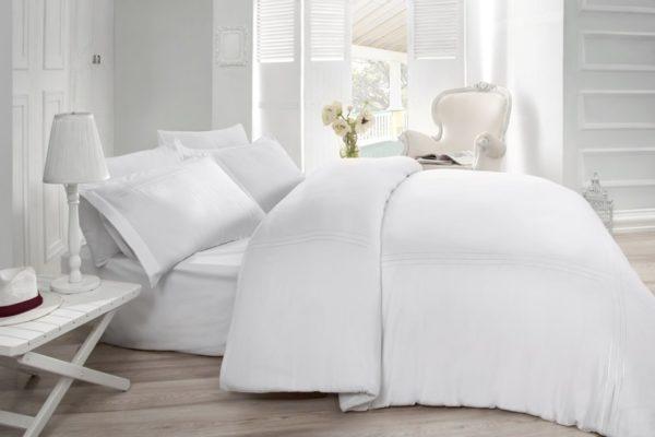 Постельное белье Cotton Box Gublin 200x220 (CB010077260) Серый фото