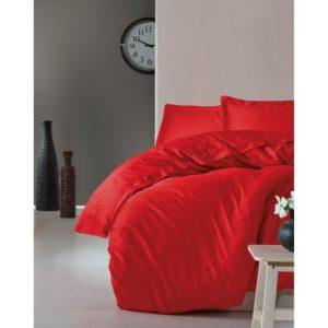 Постельное белье Cotton Box Kirmizi 200x220 (CB010077485) Красный фото