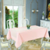 Скатерть Tabe Joie Collection Pink 160x220 (CB14003346) Розовый фото