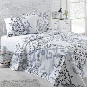 Покрывало Eponj Home B&W Mare белый 200×220
