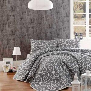 Покрывало Eponj Home B&W Merle siyah 200×220