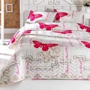 Покрывало Eponj Home Cocona a.krem 200x220 (sv-2000008461078) Розовый фото
