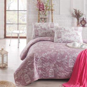 Покрывало Eponj Home Samyeli lila 200×220