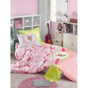 Покрывало Eponj Home Sirin pembe 200x220 (sv-2000022095235) Розовый фото