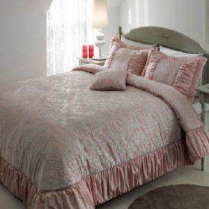 Покрывало TAC эксклюзив Loren 260x270 (sv-2000022148689) Розовый фото