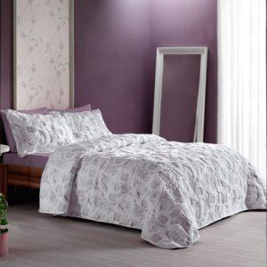 Покрывало TAC Comfort Monet lila v01 245×250
