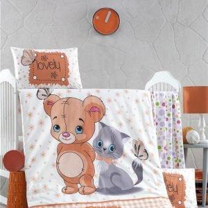 Детское Постельное Белье Lighthouse Mouse And Cat 100×150