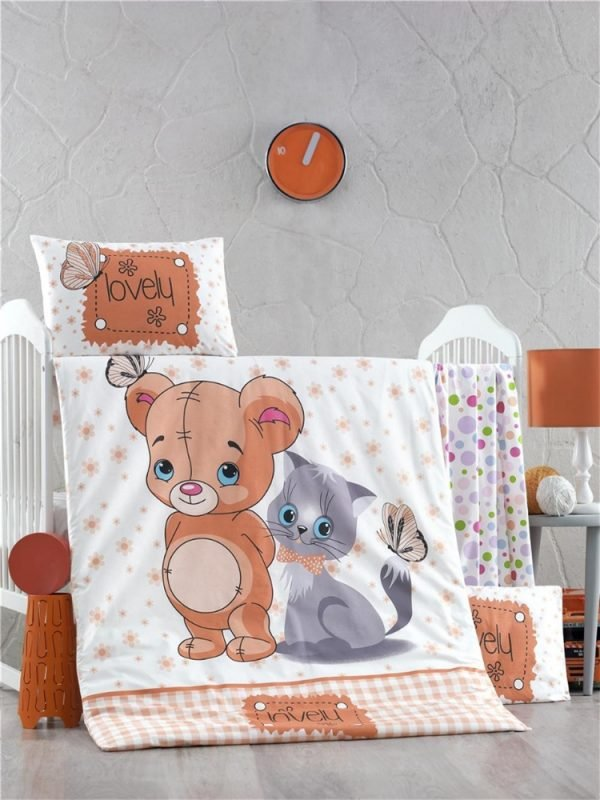 купить Детское Постельное Белье Lighthouse Mouse And Cat (2200000544216)