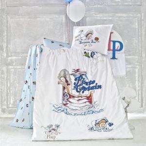 Детское Постельное Белье Luoca Patisca Pirate 100×150