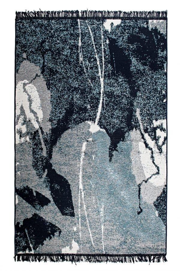 купить Коврик Albeni Siyah Beyaz Alb2 80x150 (2200000542489)