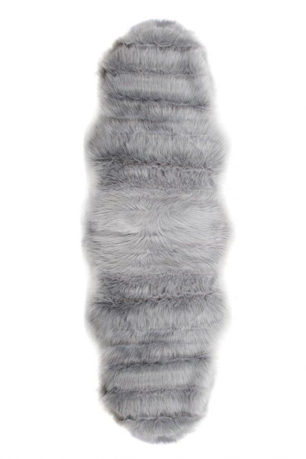 Коврик Меховой Alaska Post Gri 60×180