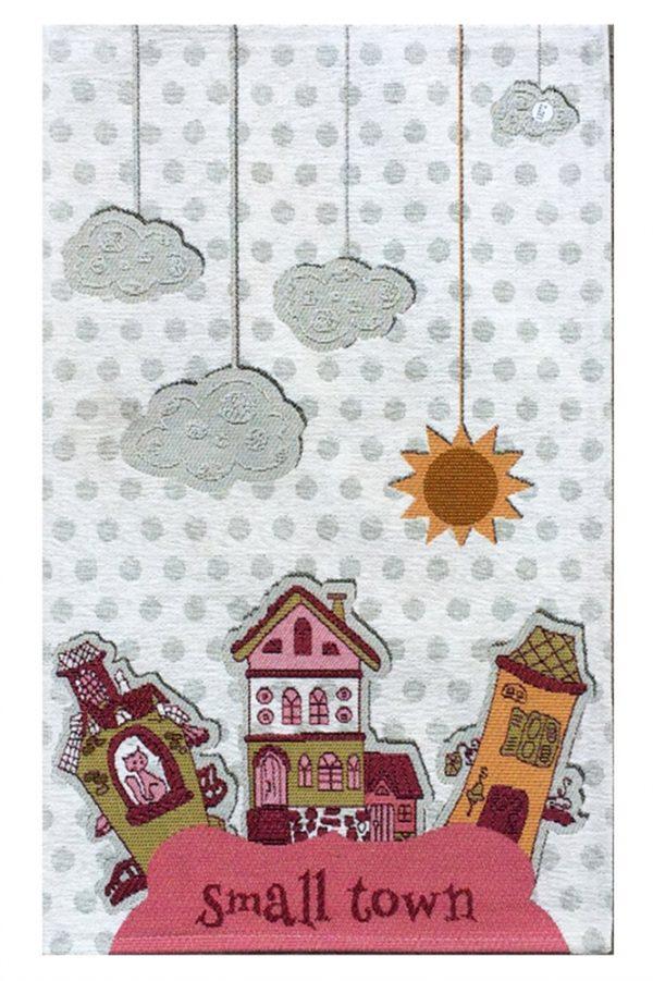 Коврик для Детской Комнаты Aragon №95 (Small Town) 60×90