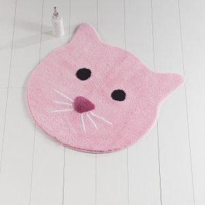 Коврик Chilai Home Cat Pink 90×90