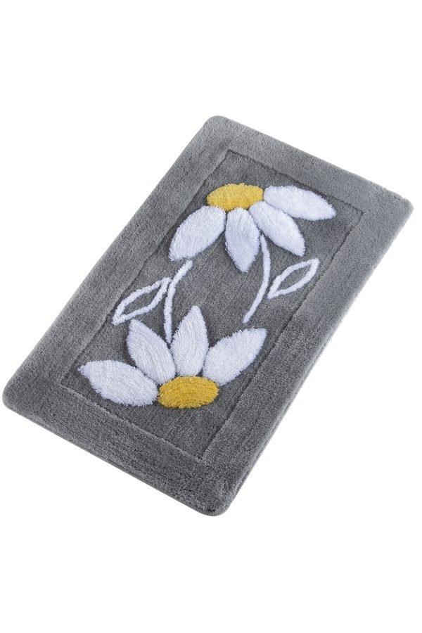 купить Коврик Chilai Home Daisy Grey (110069142)