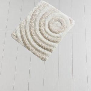 Коврик Chilai Home Wave(Lurex) Ecru 50×60