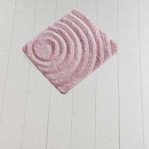 Коврик Chilai Home Wave(Lurex) Pudra 50×60