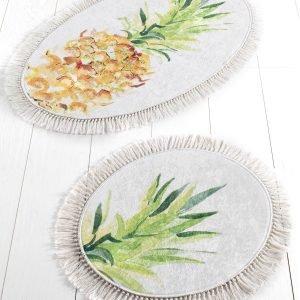 Набор Ковриков Chilai Home Pine Djt 60×100, 50×60