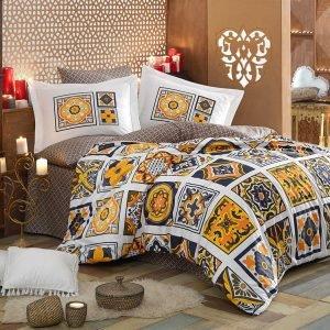 Постельное Белье Hobby Poplin Mozaique 160×220