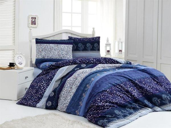 купить Постельное Белье Lighthouse Бязь Голд Night Blue (2200000541758)