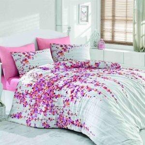 Постельное Белье Majoli Time Pink Pembe 200×220