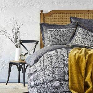 Постельное белье с покрывалом Karaca Home Voleta 2019-1 200×220