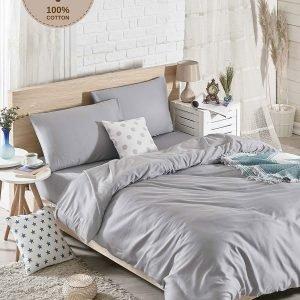 Постельное белье Eponj Home Flat A.Vizon ранфорс 200×220