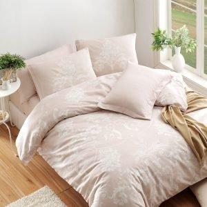 Постельное белье Eponj Home Kralice Vizon ранфорс 200×220