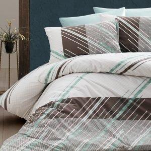 Постельное белье First Choice de luxe ранфорс savor 200×220