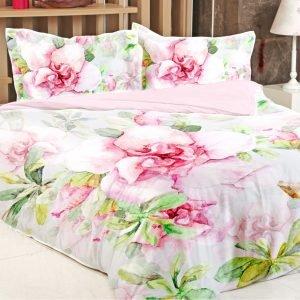 Постельное белье Irya Saten Digital Rosemary 200×220