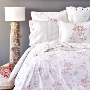 Постельное белье Karaca Home перкаль Brisa pudra 2018-2 200×220