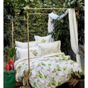Постельное белье Karaca Home ранфорс Havana green 2017-2 200×220
