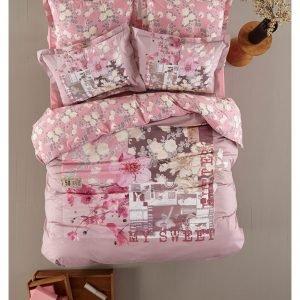 Постельное белье Karaca Home ранфорс Melinda 160×220