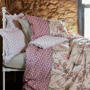 Постельное белье Karaca Home ранфорс Mitha kirmizi 2016 200×220