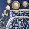 Постельное белье Karaca Home сатин Elvira lacivert 2019-1 200×220