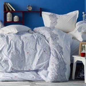 Постельное белье Karaca Home Simi mavi 2018-2 пике 200×230