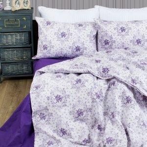 Постельное белье Lotus Premium Anna Фиолетовый  (sv-2000022193320-v) Фиолетовый фото