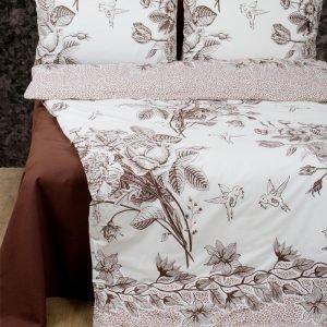 Постельное белье Lotus Premium Grace Кофейный-Коричневый  (sv-2000008491181-v) Кофейный|Коричневый фото