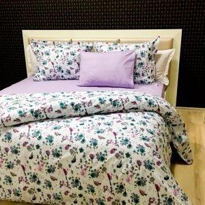 Постельное белье Lotus Premium Jenny Бирюзовый  (sv-2000008491198-v) Бирюзовый фото