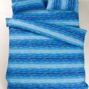 Постельное белье Lotus Ranforce Metropolis Голубой